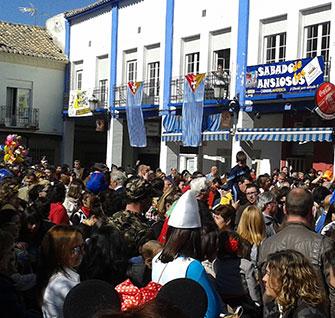 Días Principales del Carnaval Herenciano