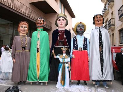 El Carnaval de Herencia durante el franquismo