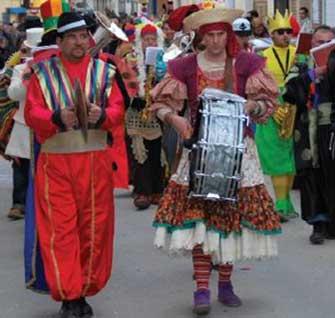 Nuevo premio para el Carnaval de Herencia