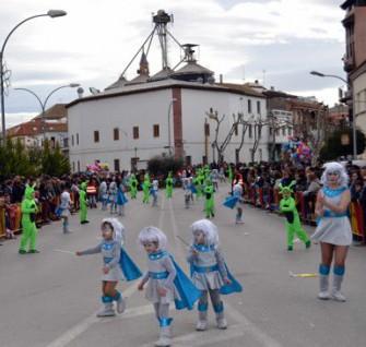 39 grupos desfilarán en el Ofertorio de Herencia