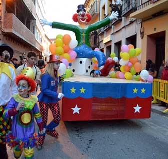 Espectacular Desfile del Ofertorio 2014