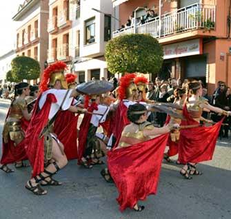 Premios del Desfile del Ofertorio de Herencia 2015