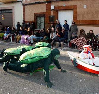 Desfile del Ofertorio 2013