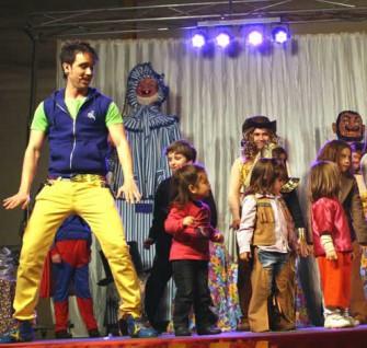 "Juan ""D"" es el autor de ¡Vuelve el Carnaval!"