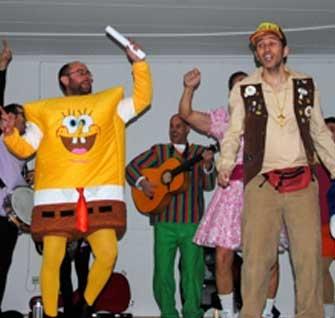 Nos sumergimos en el Carnaval