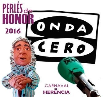 Perlé Institucional: Onda Cero La Mancha