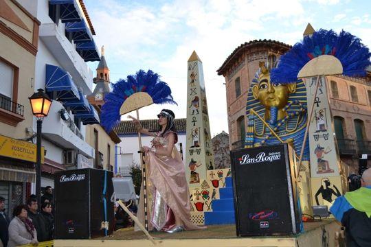 Bases y premios del desfile del Ofertorio 2016