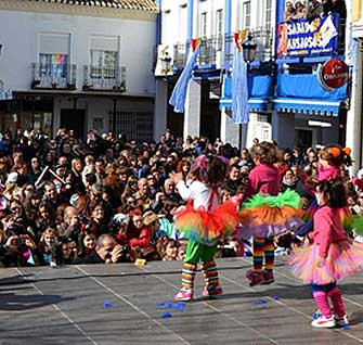 """""""Carnaval, Carnaval te quiero…"""", a punto de comenzar en Herencia"""