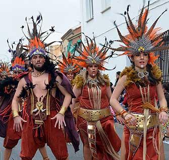 Gran Desfile de Herencia