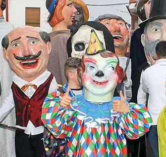 El Gobierno regional trabaja para conseguir que el Carnaval de Herencia sea declarado de Interés Turístico Nacional