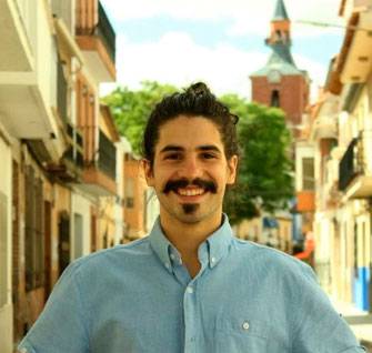 Sobre Elias Garcia Escribano, el Perlé viajero