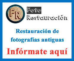 Restauración de fotografías antiguas