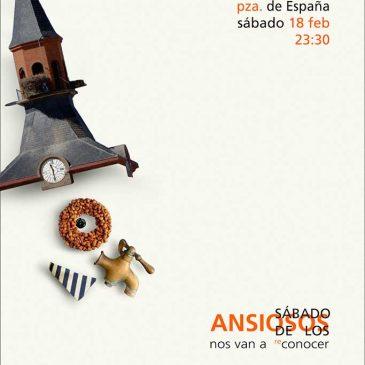"""El """"Sábado de los Ansiosos 2017"""" ya tiene cartel"""
