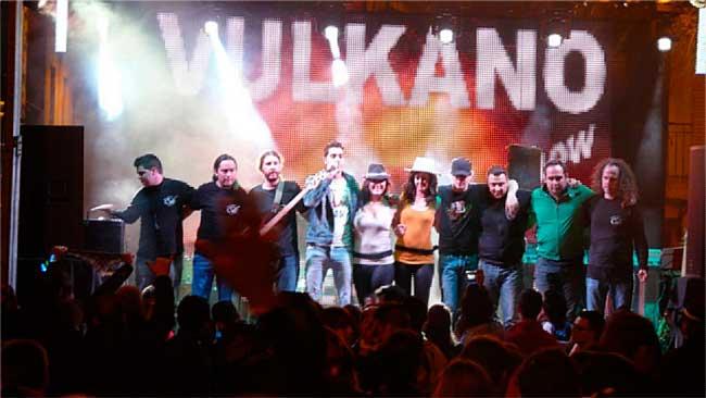 Orquesta VULKANO