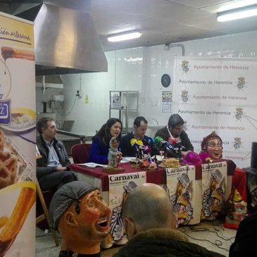 El Carnaval de Herencia plataforma de difusión de productos locales y culturales