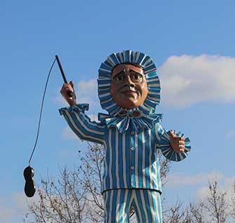 El Carnaval de Herencia ya es Fiesta de Interés Turístico Nacional