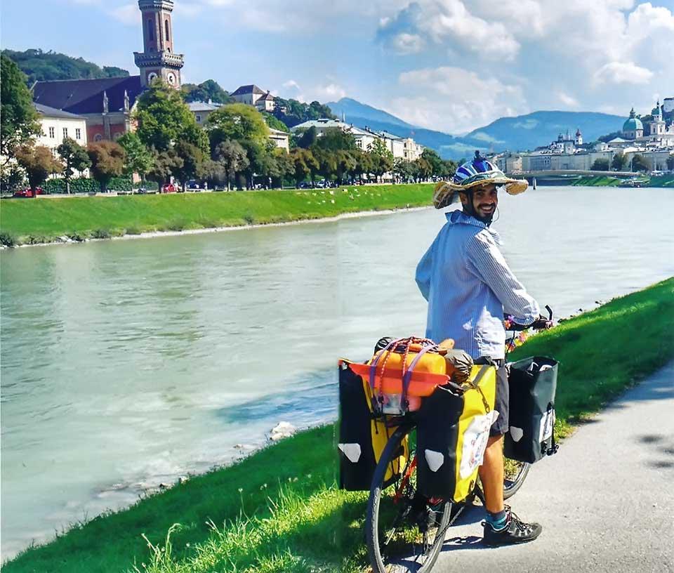 Elías Garcia-Escribano Tajuelo en Salzburgo