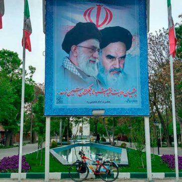 Perlé a llegado a Teherán – Etapas 167 a 176
