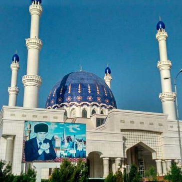 Perlé adentrándose en el Asia Central