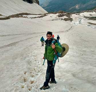 Perlé atravesando el Pamir y llegando a Kirguistán.  – Etapas de 212 a 235