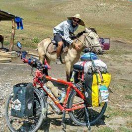 Perlé se despide del Asia Central