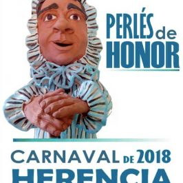 El Carnaval de Herencia ya tiene a sus Perlés de Honor 2018