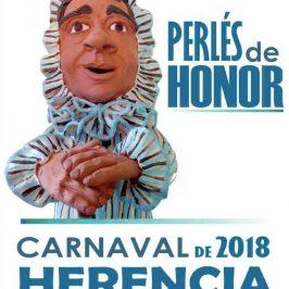 El Carnaval de Herencia ya tiene a sus Perlés de Honor 2018