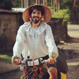 Perlé desde Tailandia reanuda su quehacer aventurero – Etapas de 399 a 405